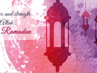 Blessed Ramadan to our readers!