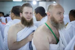 A 100 Europeans Performed Umrah After Accepting Islam