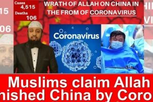 The Wuhan Coronavirus As a Case For Converts