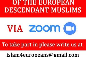 Online Conference Of The European Descendant Muslims