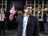 Raheem Kassam and Co as a case for European Muslims
