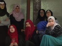 Albanian Muslims celebrate holy month