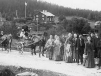 Marriage in old Sweden
