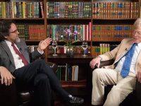 Hamza Yusuf & Roger Scruton on Conservatism