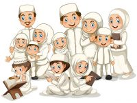 Why Muslims Are Happy?