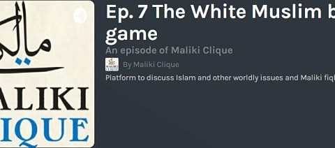 The White Muslim Blame Game
