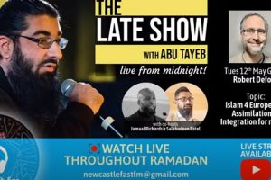 LIVE The Late Show: Islam4Europeans – Assimilation vs Integration